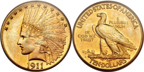 10 Indian Head 1907 1933 Owning A Piece Of American