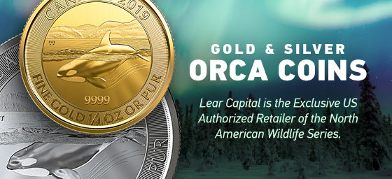 Buy Gold and Silver Coins: Lear Capital Gold IRA