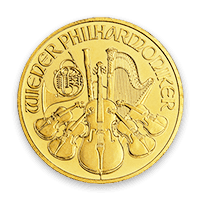 Austrian Gold Philharmonic Bullion Coin