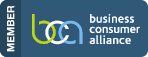 Member of the Business Consumer Alliance