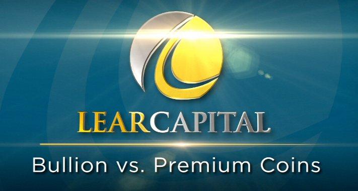 Bullion vs Premium Coins