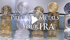 Gold, Silver and Bullion Investment options from Lear Capital
